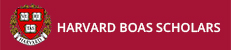 Harvard Boas Scholars